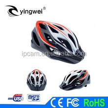 Bicycle helmet camera&photo function