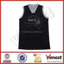 custom sublimation basketball top jerseys 15-4-18-5