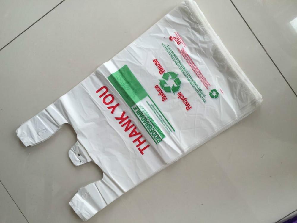 Custom logo printed cheap plastic t shirt bags china for Plastic shirt bags wholesale