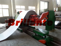 HB-1*1220 uncoiling straightener and feeder