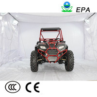 Bumper with roll cage oil cooling 2 seats buggy utv 200