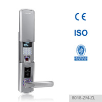 2014 High Quality Locstar Digital Fingerprint Door Lock