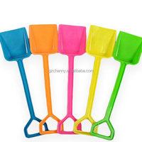 2015 New Arrival Snow Toys Shovel Children's Beach Toy Colored Plastic Shovel For Kids