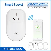 2015 New EU UK AU US App Controlled WiFi Plug Intelligent Automation Home System