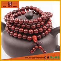 Hot sale Mkuruti buddhist mala Multilayer small spiritual wooden jewelry buddha bracelet beads