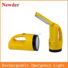 LED long range rechargeable torch light, torchlight MODEL 3337