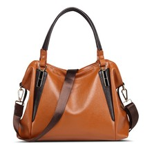 Wholesale bags casual women bag pu leather hobo shoulder bags in guangzhou