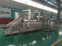 Small Scale Potato Chips Production Line Price Reasonable / best fresh potato chips machine price / potato chips making machine