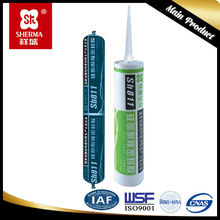 Professional manufacturer for silicone sealant india