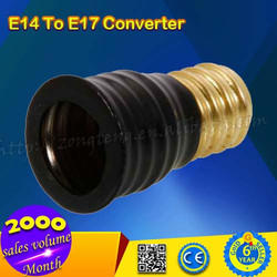 Wholesale E14 To E17 Adapter, Lamp Adapter, Lamp Holder Converter