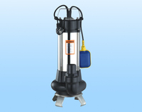 High quality V1100F stainless steel industrial 1.5 hp water submersible pump