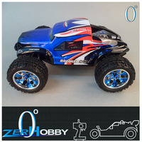RC CAR- 1/10th 4WD Electric Power R/C Monster Sand Rail Truck 94204