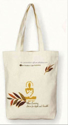 alibaba express cotton customized convention tote bag, cotton or tote bag, canvas promotional shopping bag