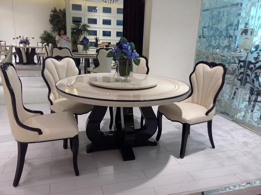 elegante moderno juegos de comedor muebles de comedor tr maf c