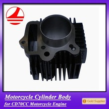 Factory CD70CC Motorcycle Cylinder Block Motor Tricycle Spare Parts