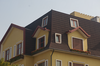 zhaoqing asphalt color roof shingle with price stone coated roof tile