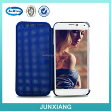 New Open Window Battery Housing Automatic Dormancy Case For Samsung S5