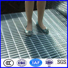 high quality galvanized catwalk steel grating