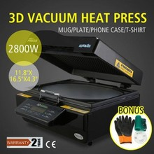 Phone Case Mini Vacuum Sublimation 3D Machine