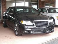 2013 Chrysler 300C Black