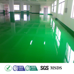 enamel epoxy industrial floor coatings