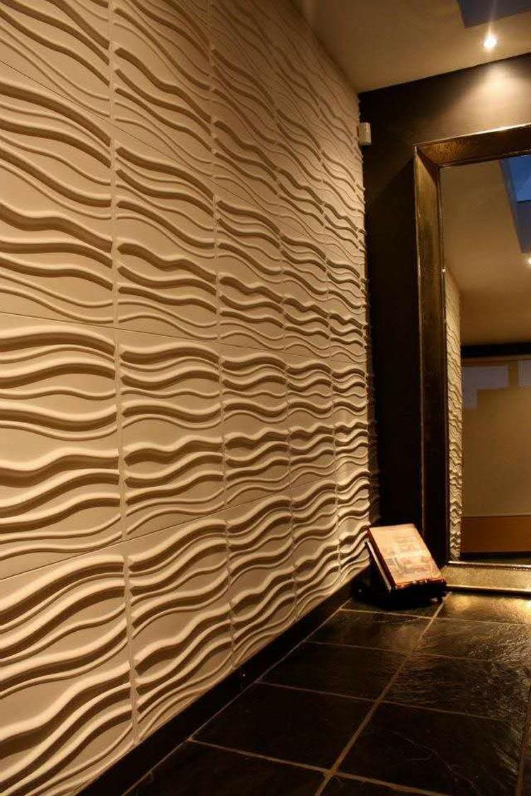 articles de d coration en gros prix en plastique panneau mural 3d pvc papier peint imperm able. Black Bedroom Furniture Sets. Home Design Ideas
