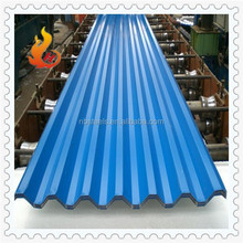 galvanized sheet for greenhouse/galvanized metal roofing price