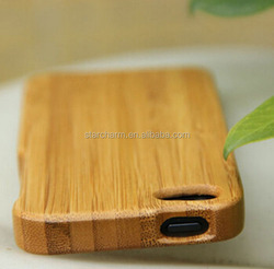 Bamboo Wooden Wood Hard Back Case Cover Protector for iPhone 4/4S