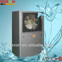 Guangzhou deron High COP in low temperature air to water EVI heat pump with CE