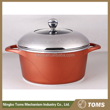 High quality cheap custom disposable cooking pot