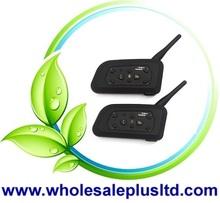 1000m BT Interphone Bluetooth Motorbike Helmet Intercom Headset(BH-04)