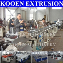 Expanded PS Decoration Profile Extrusion Equipment for picture frame/skirting