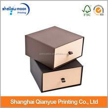 Hot sale rectangle cardboard necktie gift box
