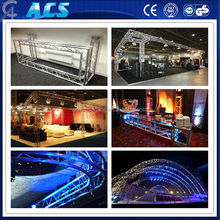 Aluminum Professional Stage Truss From Guangdong Factory/Aluminum Truss Pulpit/Hot Selling Aluminum Tubes
