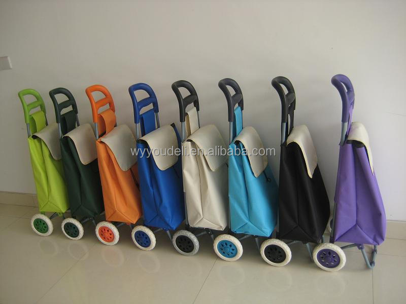 folding shopping cart