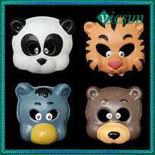 PVC-019 Yiwu Caddy Festival carnival cute design childern cheap animal eva halloween mask