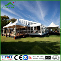 outdoor big permanent pvc church events tent canopy