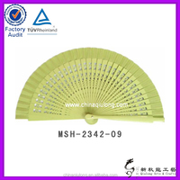 hand fan wedding home decor chinese traditional craft