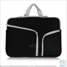 Shenzhen factory supply latest neoprene laptop sleeve case bag for macbook 15 inch