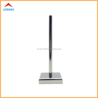 """5.6"""" Height Stainless Steel Menu Holder for Bar/Restaurant/Hotel/Coffee Shop Metal Tabletop Poling Stent"""