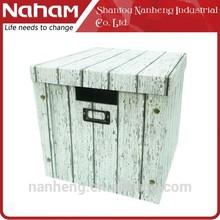 NAHAM decoratica caja de madera de regalo