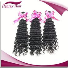 Factory Price 5A Unprocessed Wholesales Virgin Ombre Color Synthetic Hair