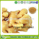 High quality Gingerol 2-10% HPLC/Ginger Extract(Zingiber Officinale)