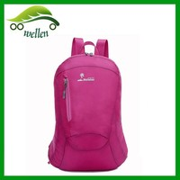 Young sports travel cheap promotional backpack waterproof duffel bags