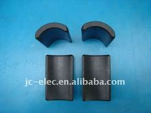 large hard ferrite magnets for electric tool motors