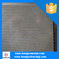 304 Stainless Steel Sheet Metal Perforated 304 Hole Punch Sheet Metal