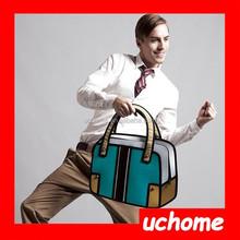 UCHOME Newest!!! Korea 3D Cartoon Bag Unisex Handbag Tote Bag Fashion Creative Sweet Bag for Gift