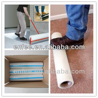 Clear PE plastic Carpet Protector Film