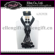 African Wedding Party Jewelry Set AJS3928