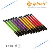 E health rainbow smoke cigarettes colored in Shenzhen